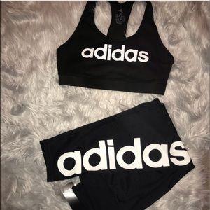 NWT Adidas Sports Bra